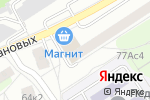 Схема проезда до компании Связь в Москве