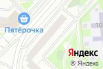 Схема проезда до компании Favorite-Garden в Москве