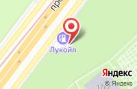 Схема проезда до компании Теплоком Проект в Москве