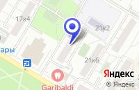 Схема проезда до компании ПРОЕКТНАЯ ФИРМА СТРОЙИНВЕСТПРОЕКТ-3 в Москве