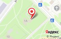 Схема проезда до компании Рада в Нижнем Санчелеево