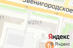 Схема проезда до компании Метринс в Москве