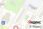 Схема проезда до компании Многопрофильная системная корпорация в Москве