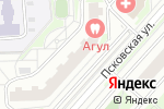 Схема проезда до компании FlorAvantage в Москве