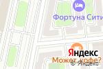 Схема проезда до компании CRAFT SPACE LOUNGE в Москве