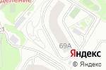 Схема проезда до компании Shulc Computer в Москве