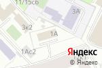 Схема проезда до компании АКБ Центрокредит в Москве