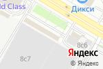 Схема проезда до компании Koreec в Москве