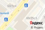 Схема проезда до компании Удачный огород в Москве