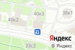 Схема проезда до компании Бульвар в Москве