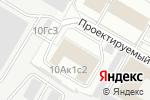 Схема проезда до компании РСТ-Инвент в Москве