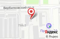 Схема проезда до компании Альфа Строй Комплекс в Москве