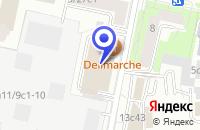 Схема проезда до компании АВТОСЕРВИСНОЕ ПРЕДПРИЯТИЕ ЕП-ГАРАНТ в Москве