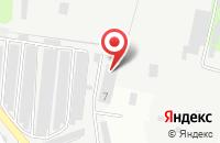Схема проезда до компании РПК-Моторс в Климовске