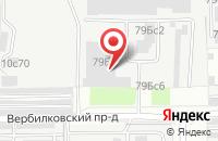 Схема проезда до компании Тмк-Малонта в Москве