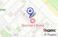 Схема проезда до компании КОНСАЛТИНГОВАЯ КОМПАНИЯ ПАЛИТР-КОНСАЛТИНГ в Москве