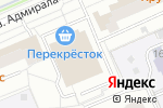 Схема проезда до компании Магия Торжества в Москве