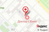 Схема проезда до компании Имерэль в Москве