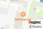 Схема проезда до компании XPOLogistic Fresh в Москве