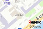 Схема проезда до компании Федеральный институт промышленной собственности в Москве