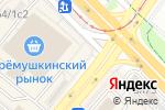 Схема проезда до компании Дары природы в Москве