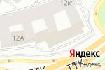 Схема проезда до компании СКБ Контур в Москве