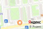 Схема проезда до компании Сhicken & Pizza в Москве