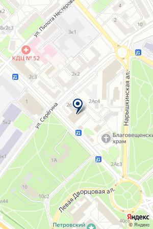 АДВОКАТСКОЕ БЮРО АГАНИН И ПАРТНЕРЫ на карте Красноармейска