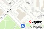 Схема проезда до компании Риза в Москве