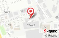 Схема проезда до компании ХИМТРУД в Подольске