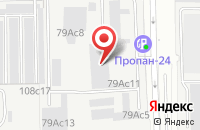 Схема проезда до компании ДД группа в Москве