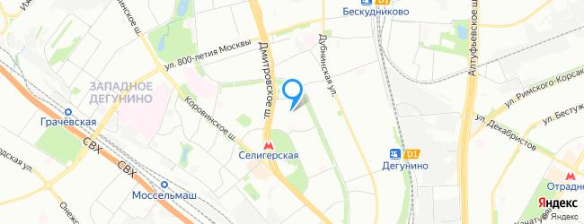 район Бескудниковский