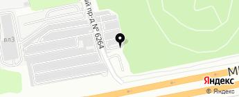 АТТ на карте Москвы