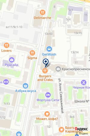 РЕКЛАМНОЕ АГЕНТСТВО ES LAWW KENN ETH на карте Звенигорода