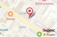 Схема проезда до компании Кредит Европа банк в Подольске