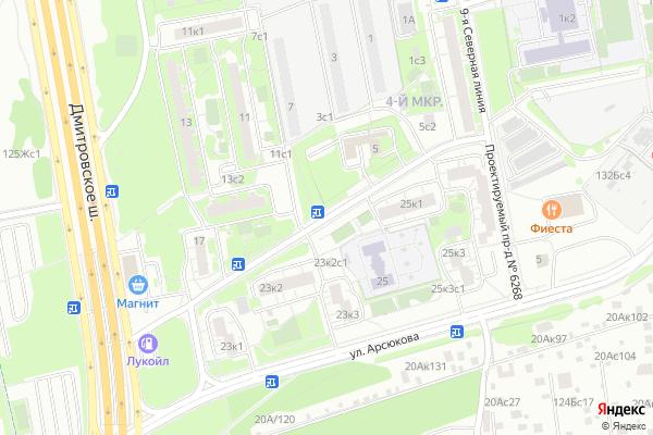 Ремонт телевизоров 9 я Северная линия на яндекс карте