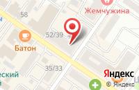 Схема проезда до компании Баурат-Н в Подольске