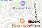Схема проезда до компании John Jillian`s Apartment в Москве