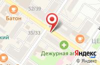 Схема проезда до компании Астахофф в Подольске