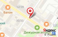 Схема проезда до компании Строй-1 в Подольске
