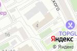 Схема проезда до компании Coin Star в Москве