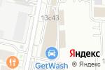 Схема проезда до компании REG.RU в Москве