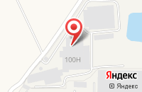 Схема проезда до компании Еремино в Ерёмино