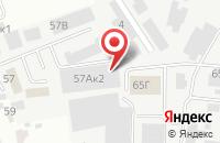 Схема проезда до компании Автоэксперт в Подольске