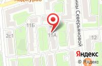 Схема проезда до компании Классикклап в Москве