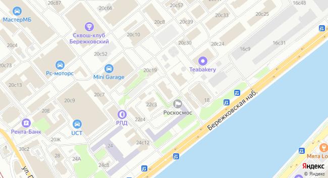 Бизнес-парк «на Бережковской, 20» - превью 2