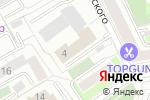 Схема проезда до компании F-BROKER LOGISTIC в Москве