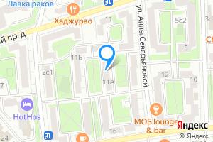 Сдается комната в Москве м. Улица 1905 года, Шмитовский проезд, 11А