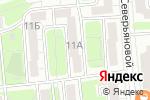 Схема проезда до компании Mos Otis в Москве