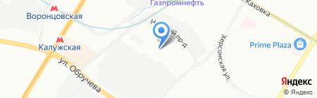 ЛегисСтатус на карте Москвы